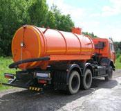 Транспортирование отходов 1,3,4,5 класса опасности